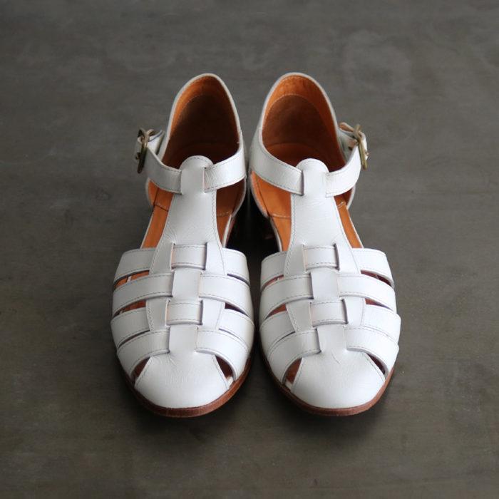 Doris White Size 35-40 43,000 yen